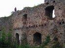 zřícenina Valdeka - hradní palác