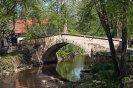 Švédský most v Dobřívě