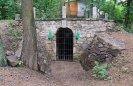 Kompletně zrekonstruovaný portál řimbabaské štoly