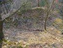 Řopík (B-7/55/A-140z) na úpatí brdského Pišťáku