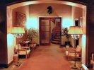 Lovecký zámeček Tři trubky - interiér