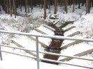 v zimě 2013/4 bylo málo sněhu