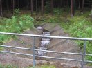 kaskády na přítoku Bradavy u Koukalky